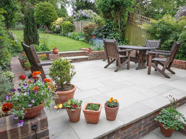 Garden Design Movement Flow, Patio Paving Ideas Ireland